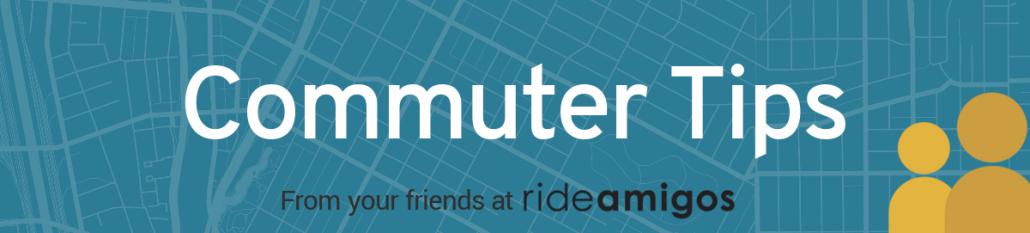 Commuter Tips