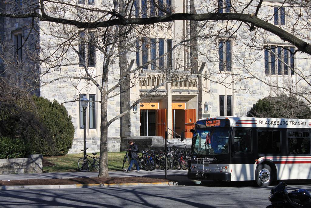 University Transportation