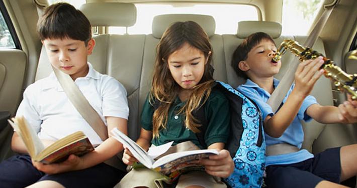 schoolpool transportation planning