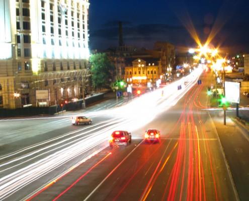 Time Lapse Traffic - Urban Transportation Solutions