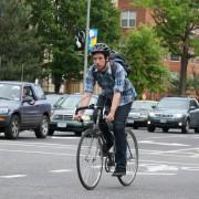 Bike Lane Traffic Appearances
