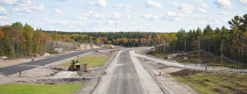 Highway Construction - Overcoming Traffic Congestion