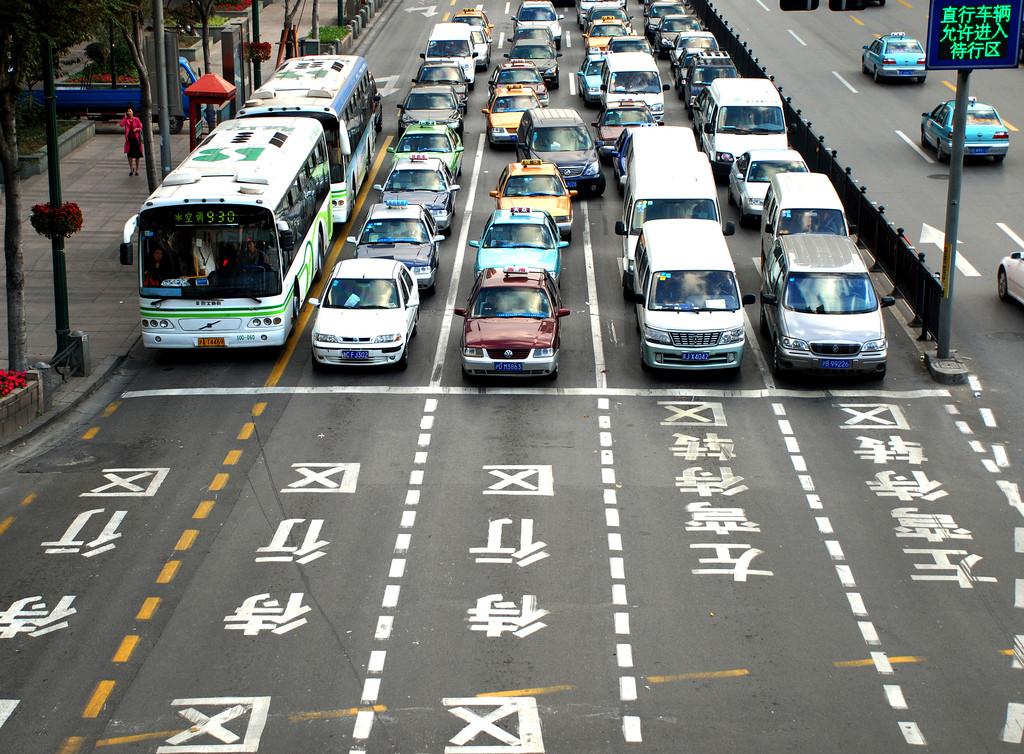 Transportation Management Localization