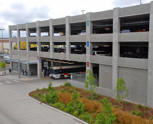 Smart Parking Transportation Technology