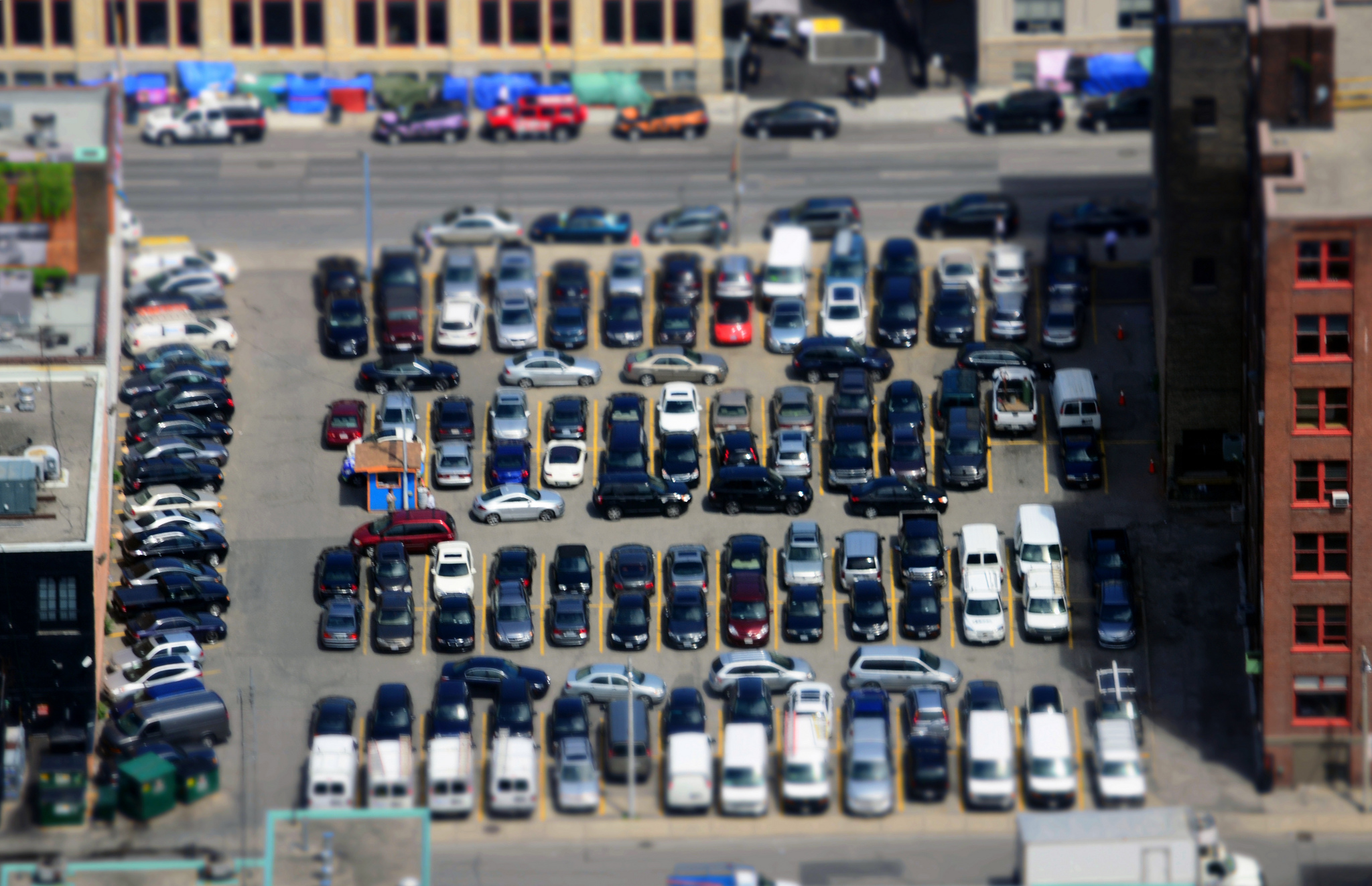 Reduce Your Parking Footprint For Leed Credit Rideamigos