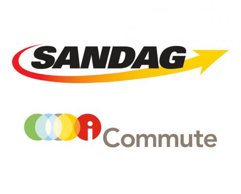 SANDAG iCommute Logo