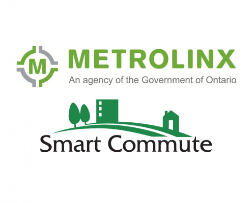 Metrolinx Smart Commute Logo