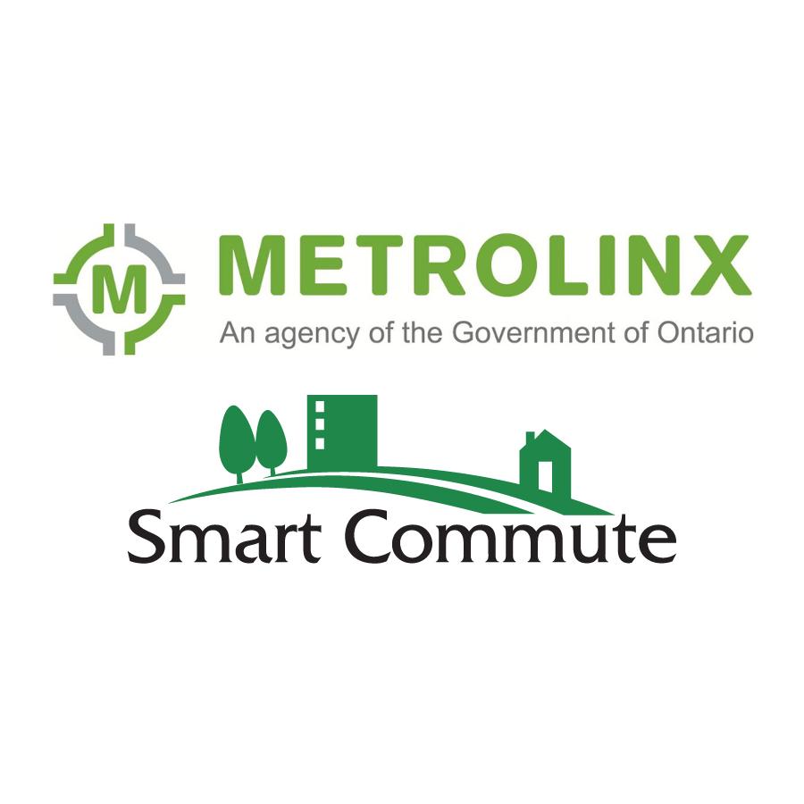 Metrolinx Smart Commute Logo