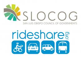 SLOCOG Rideshare.org Logo