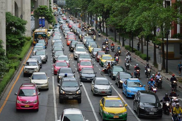 Commuter Incentive Programs