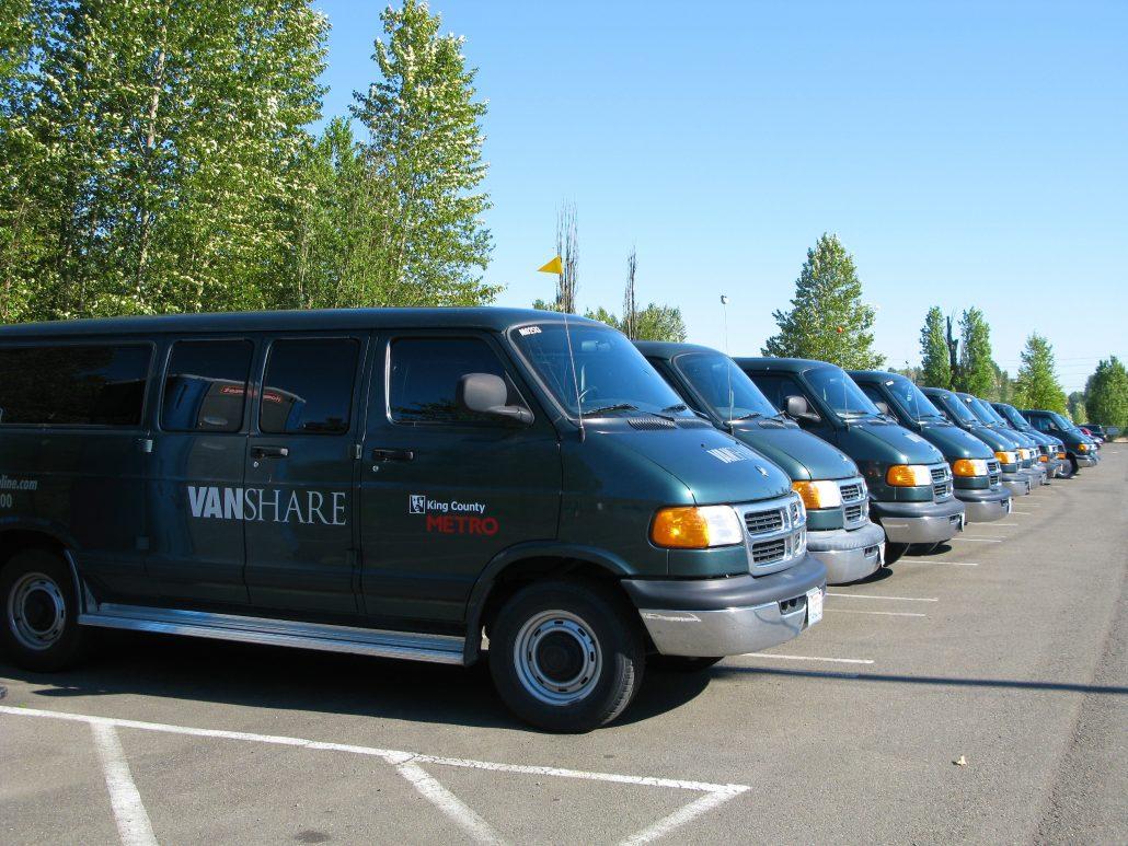 Commuter Tax Subsidies and Vanpools | RideAmigos