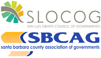 SLOCOG / SBCAG Logos