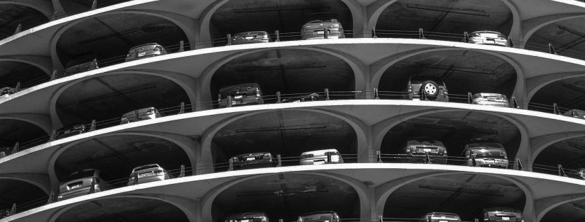 Government Parking Garage
