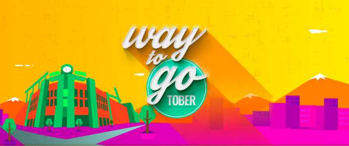 Way to Go-tober 2017 Banner