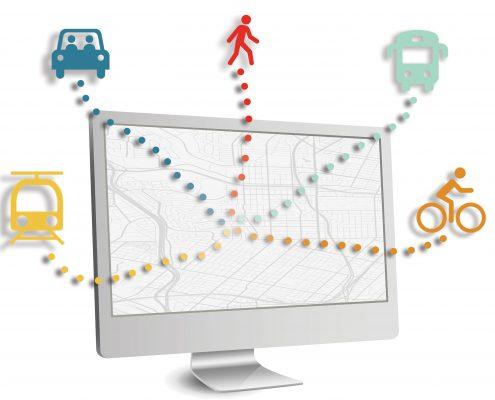 Multimodal Trip Planner
