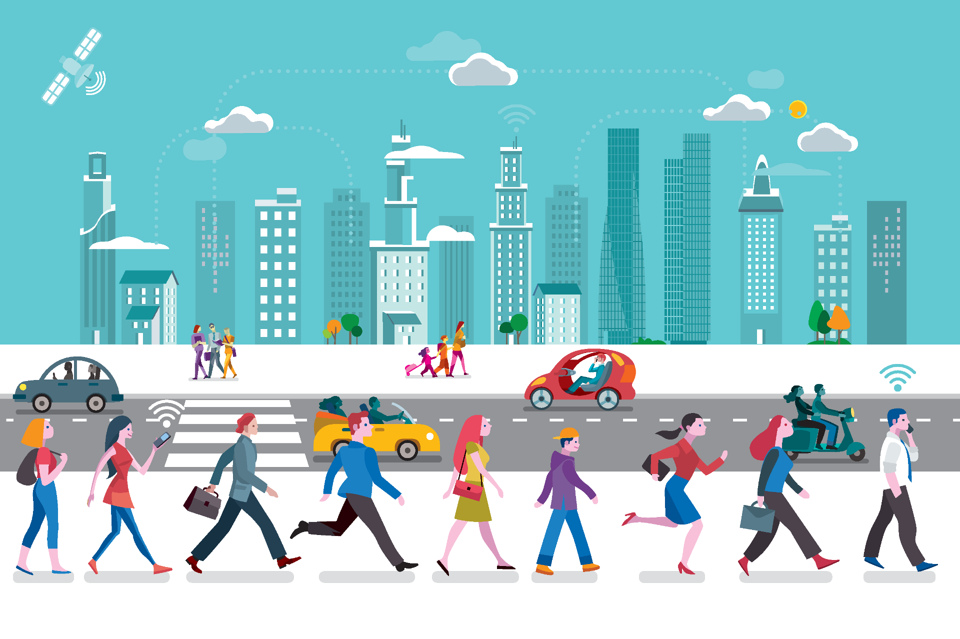 Smart Transportation in Smart Cities